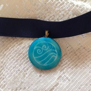 """Water Tribe Necklace--""""Avatar: The Last Airbender"""""""